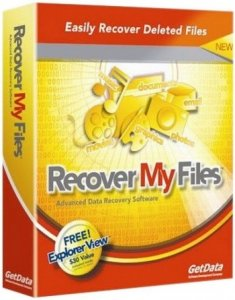 GetData Recover My Files 4.9.4.1324 (2011)  Русский