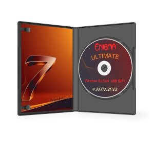 Windows 7 Ultimate x86 SP1 Enigma v.11.01.2012 (2012) Русский
