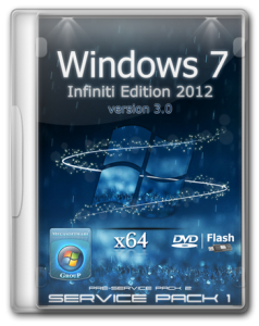 Windows 7 Ultimate Infiniti Edition x64 v3.0 Final 15.01.2012 (2012) Русский