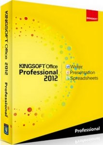 Kingsoft Office Suite Professional (2012) Английский
