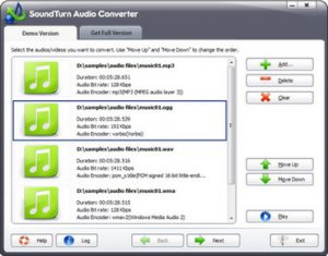 SoundTurn Audio Converter v 6.4.1 (2012) ����������