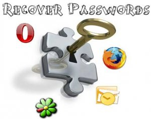 Recover Passwords v1.0.0.17 (2012) Русский