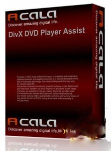 Acala DivX DVD Player Assist 6.0.7 (2012) Английский