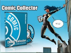 Comic Collector Pro 5.2 Build 1 (2012) ����������