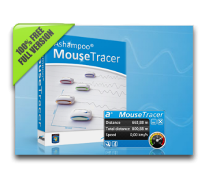 Ashampoo MouseTracer 1.0.1 (2012) Русский