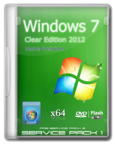 Windows 7 Home Premium SP1 Update 24.01.2012 by MSware (24.01.2012) (64bit) (2012) Русский
