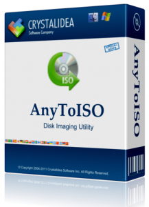 AnyToISO Professional 3.3 Build 437 (2012) Русский
