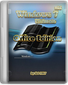 Windows 7 SP1 ULTIMATE x86 OFFICE EDITION by DJ HAY (2012) Русский
