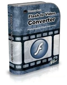 ThunderSoft Flash to Video Converter1.3.0.0 (2012) Английский