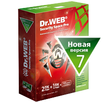 Dr.Web Security Space 7.0.1.2061 Final (2012) Русский