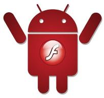Adobe Flash Player v10.3.185.25 [Android 2.2+, ENG]