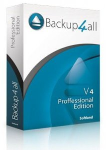Backup4all Professional 4.6 Build 260 (2012) �������