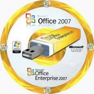 Portable Microsoft Office 2007 SP2 PRO 12.0.6425.1000 (Русский)