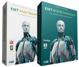 ESET NOD32 Antivirus + ESET Smart Security 4.2.71.3 [Business Edition] (2011) Русский