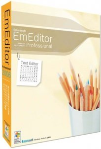 EmEditor Professional 11.0.5 Final (2012) Мульти,Русский