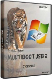 Multiboot USB 2.2 (x86+x64) (7.02.2012) (2012) Русский