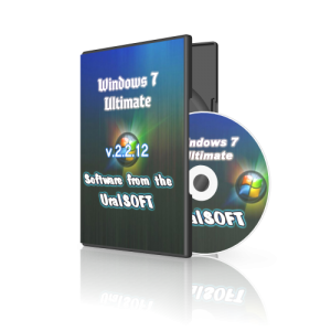 Windows 7 (x86) Ultimate UralSOFT v.2.2.12 (2012) Русский