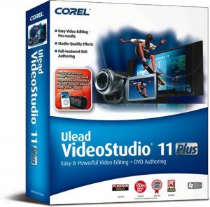 Ulead VideoStudio 11.5 Plus (2007)