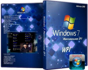 Windows 7 Ultimate SP1 WPI x64 By StartSoft v 8.2.12 SP1 x64 (2012) Русский