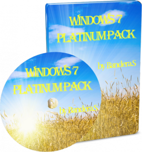 Windows 7 Ultimate SP1 x86 Platinum Pack  + WPI (2011) Украинский