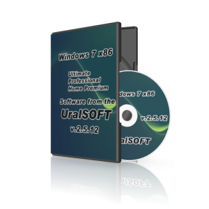 Windows 7 (x86) UralSOFT v.2.5.12 (2012) Русский