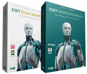 ESET NOD32 Antivirus + ESET Smart Security 4.2.71.3 + 4.2.76.1 [Business Edition] (2011-2012)
