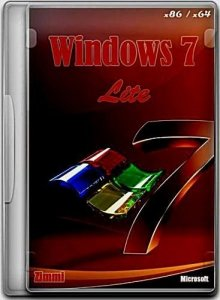 Windows 7 SP1 x86-x64 Lite by Zimmi (2012) Русский