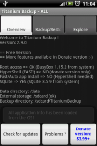 Titanium Backup 4.2.1 PRO [Android, RUS + ENG]