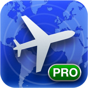 [+iPad] FlightTrack Pro [v4.3, Travel, iOS 4.0, RUS]