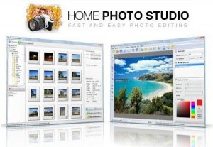 AMS Software Home Photo Studio v3.15 (2012) Английский
