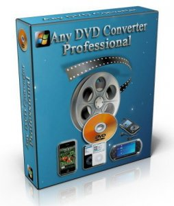 Any DVD Converter Professional 4.3.5 (2012) Мульти,Русский