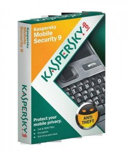 Kaspersky Mobile Security 9 [Android 1.6+, RUS]