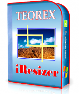 Teorex iResizer 1.1+portable (2011) Русский