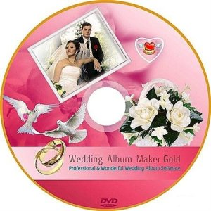 Wedding Album Maker Gold 3.35 (2012) Английский
