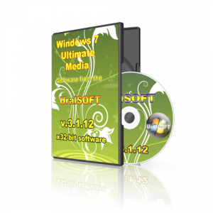 Windows 7 (x86) Ultimate UralSOFT Media v.3.1.12 (2012) Русский