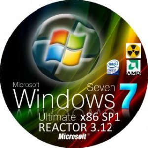 WINDOWS 7 ULTIMATE x86 SP1 REACTOR 3.12 (2012) �������