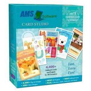 AMS Greeting Card Studio 5.43 (2012) Английский