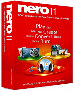 Nero Multimedia Suite 11.2.00400 + Toolkit + Creative Collections Pack 11 (2012)Full Repack  v2.1
