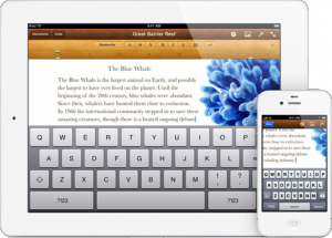 [+iPad] iWork for iDevices (Pages, Numbers, Keynote) [v1.6, Productivity, iOS 5.1, RUS]