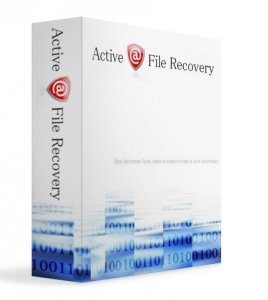 Active File Recovery 9.0.0 (2012) Английский