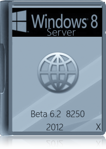 Microsoft Windows Server 8 Beta DATACENTER x64 (2012) Русский + Английский