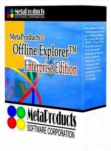 Offline Explorer Enterprise Edition 6.2.3734 (2012) Английский