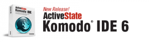ActiveState Komodo IDE v6.1.3 build 66534 Professional IDE for Windows | Linux | Linux 64bit | MacOSX