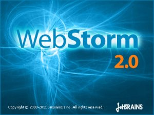 JetBrains WebStorm 2.0.1
