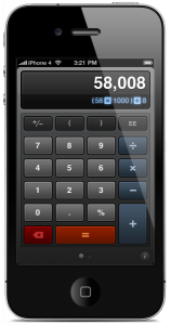 [+iPad] Calcbot — The Intelligent Calculator [v1.1.3, Utilities, iOS 4.1, ENG]