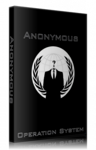 Anonymous OS - Linux Ubuntu 11.10 LiveCD (x86) (2012) Английский