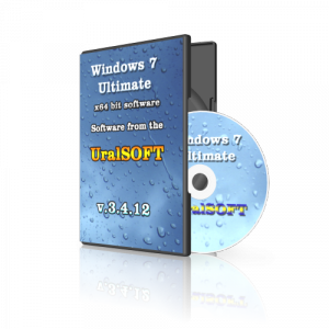 Windows 7 (x64) Ultimate UralSOFT v.3.4.12 (2012) Русский