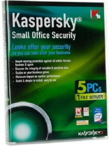 Kaspersky® Small Office Security 2 (2012) RePack