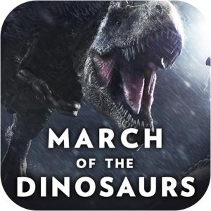 [HD] March of the Dinosaurs [v1.0.0.3376, Reference, iOS 4.2, ENG] - интерактивная книга о динозаврах в 3D