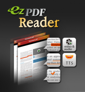 [Android] ezPDF Reader Pro (1.8.2.0) [Офис, ENG]